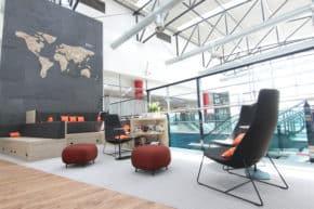 Banka ING otevřela relax zónu na letišti