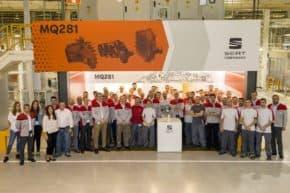 SEAT zahajuje výrobu nové převodovky