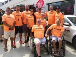 Wüstenrot tým opět na Handy Cyklo Maratonu