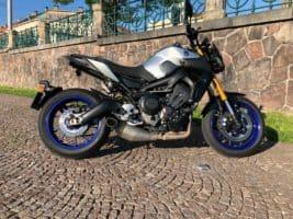 Yamaha MT-09SP – nejen pro chuligány