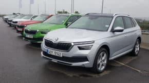 Škoda ukázala nový Kamiq v Alsasku