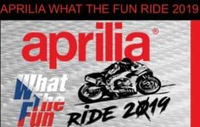 Faber Moto chystá jízdu Aprilií v Orlických horách
