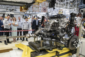 Slovakia's car-reliant economy slows