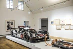Unikát v Rodném domě Ferdinanda Porscheho