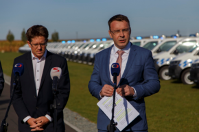CzechToll dodal Transportery celníkům