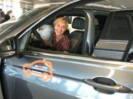 Nafrněná Poláková přesedla ze Suzuki do VW