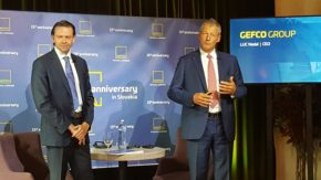 GEFCO celebrates 15 years on the Slovak market