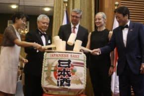 Japonská obchodní komora slavila v Hiltonu