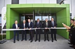 Valeo otevřelo druhou továrnu v Rakovníku