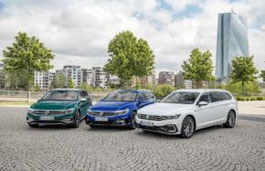 Volkswagen nabízí modernizovaný Passat