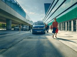 Frankfurt: nový design pro VW Užitkové vozy