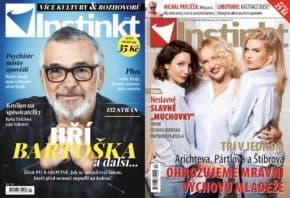 Empresa Media zavírá časopis Instinkt