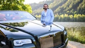 Rolls-Royce design chief departs after brief tenure