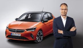 """Šéf Opelu získal cenu """"MANBEST 2019"""""""