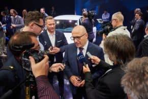 Maier: ze Škody zpět ke značce Porsche?