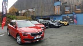 Auto roku 2020: porotci testovali u Benic