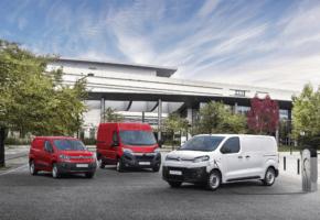 Citroën: všechny dodávky na elektřinu do 2025