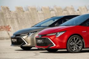 Hybridní Corolla má cenu veřejnosti ČEEP