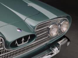 Maserati: kupé pro šáha slaví 60 let