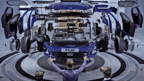 Kia hodnotí konstrukční návrhy ve virtuální realitě