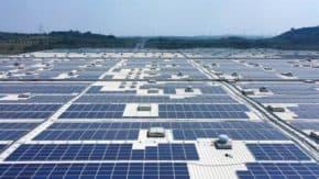 Škoda má největší střešní solární elektrárnu v Indii