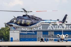 Vlastimil Čepička šéfuje opravnu vrtulníků