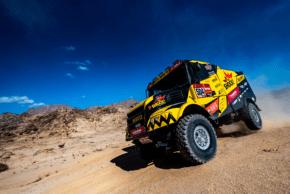 SPIES HECKER v zátěžové zkoušce na Dakaru 2020