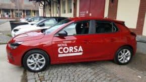 Šopík už má objednávky na nový Opel Corsa