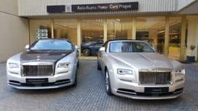Rolls-Royce loni prodal v ČR 23 aut
