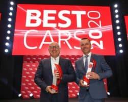 Double pro Škodu v anketě ,Best Cars'