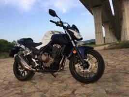 Honda CB500F – naháč pro streetovou zábavu