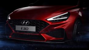 Hyundai: první fotografie nového i30 z Nošovic