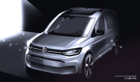 Šebesta chystá premiéru Volkswagenu Caddy