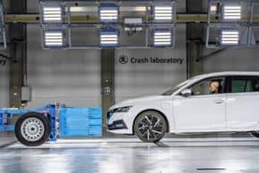 Škoda otevřela v Úhelnici crashovou laboratoř