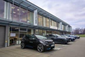 CarTec otevřel servis BMW a MINI v Brně