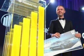 BMW pokračuje ve sponzoringu soutěže EY