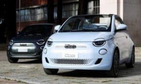 Fiat unveils electric 500 in Milan despite virus fears