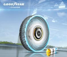 Goodyear má pneumatiky, které se znovuobnoví