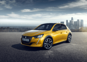 Car of the Year 2020 je Peugeot 208