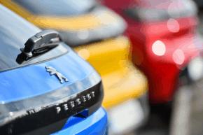 Peugeot vybojoval v únoru 4. místo mezi importéry