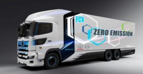 Toyota a Hino vyvíjejí vodíkové nákladní auto