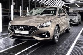 Nošovice startují výrobu nového Hyundaie i30