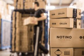 DACHSER rozšiřuje spolupráci s e-shopem Notino