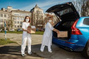 Volvo podpořilo projekt Paměť národa