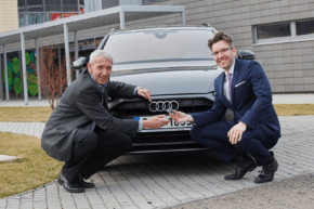 Audi hlavním partnerem festivalu MHF Český Krumlov