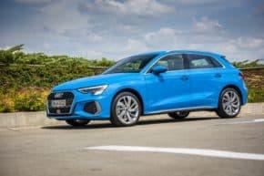 Novináři testovali novou generaci Audi A3