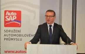 Wojnar: ČR letos vyrobí o 300 tisíc aut méně