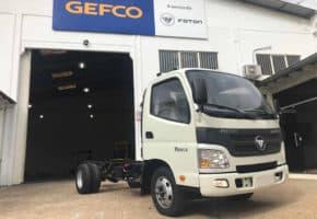 GEFCO kompletuje užitkové vozy v Brazílii