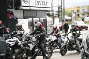 Invelt hlásí zvýšený zájem o motorky BMW