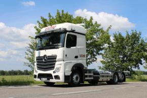 VCHD Cargo pořídila mercedesy 5. generace